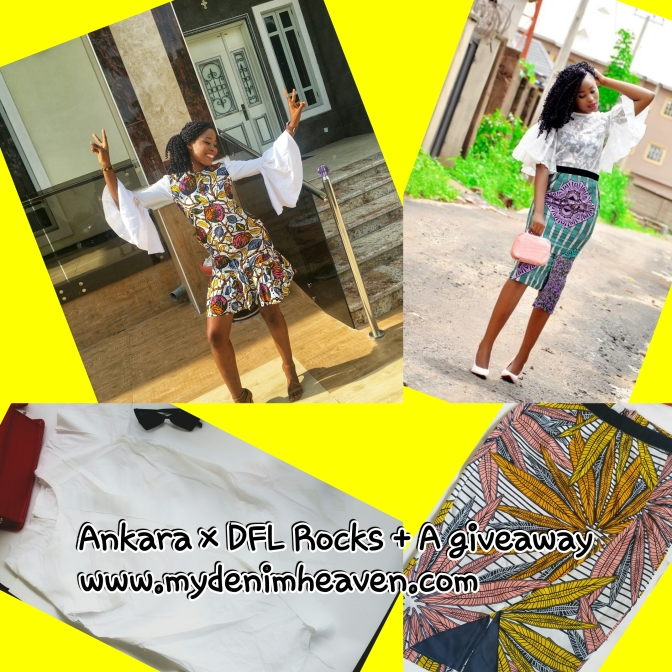 Style Post|| Ankara × Design For Love Clothings plus A giveaway